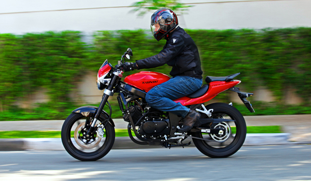 moto kawasaki 250 e boa