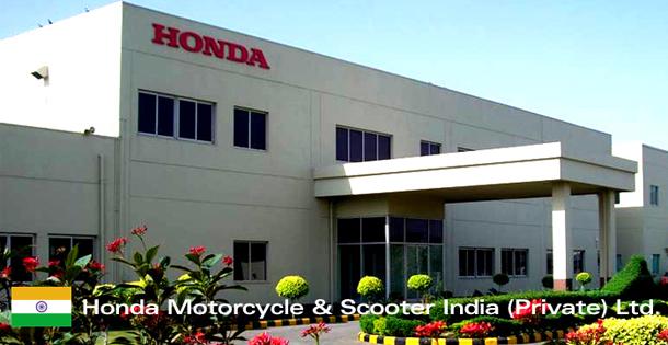 india 1 Honda vai dobrar a produção de motos na Índia