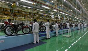 india 300 Honda vai dobrar a produção de motos na Índia