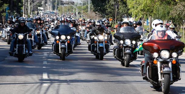 passeio de moto em SP