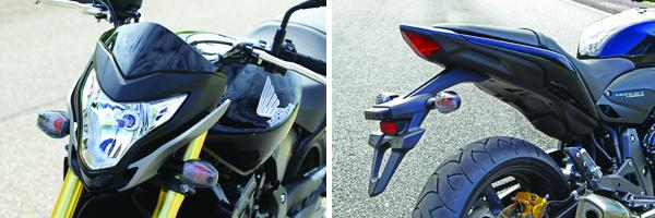dupla Hornet 2 Com visual renovado, Honda CB 600F Hornet 2012 chega este mês por R$ 30 800