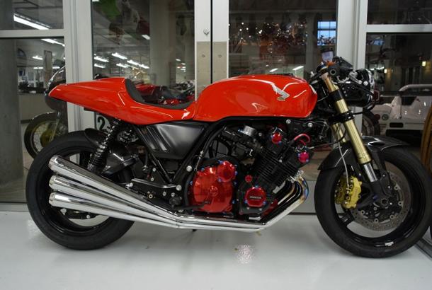 motor honda cbx 1000