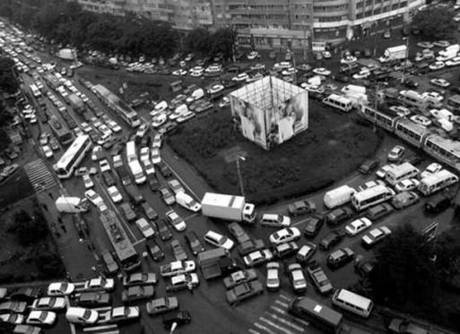 engarrafamento 513x373 Ações para Humanização do Trânsito e Transporte