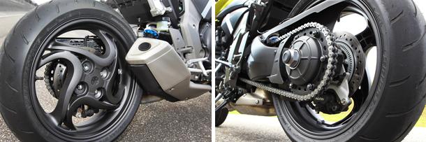 Dupla CB1000 R 2 Impressões: Honda CB 1000R   A gigante se mexeu, e quer seu espaço na categoria