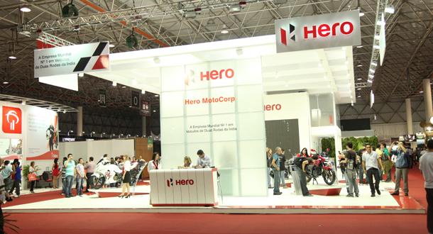 Hero 1 Maior do mundo no segmento de duas rodas procura parceiro brasileiro