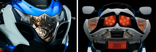 Suzuki GSX R 1000 2012 4 Saiba tudo o que muda na Suzuki GSX R 1000 2012