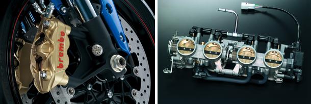 Suzuki GSX R 1000 2012 6 Saiba tudo o que muda na Suzuki GSX R 1000 2012