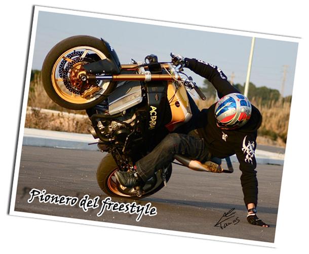 AC A.C Farias, o criador do stunt, é brasileiro. Você sabia?
