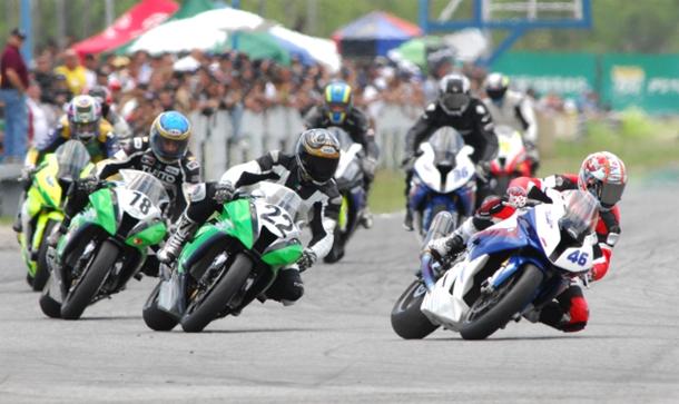 Moto 1000 1 Alan Douglas e Dudu Rush. Campeões na Moto 1000 GP 2011