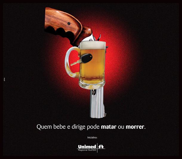 bebida1 Álcool e direção veicular, um binômio avesso à vida