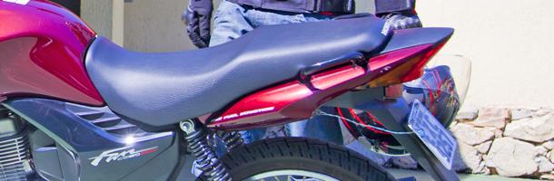 6 Honda CG 150 Fan, a mais vendida do Brasil estreia em nosso teste do mês