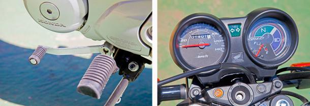Untitled 16 Honda CG 150 Fan, a mais vendida do Brasil estreia em nosso teste do mês