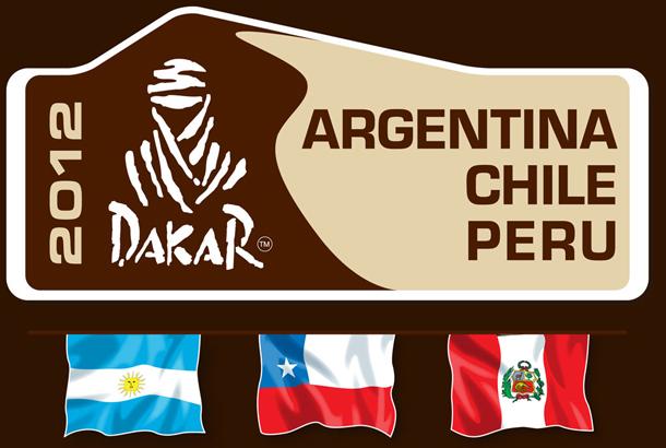 Dakar 2012 Argentina Chile Peru Bandeiras Dois espectadores morrem no 1º dia do Dakar