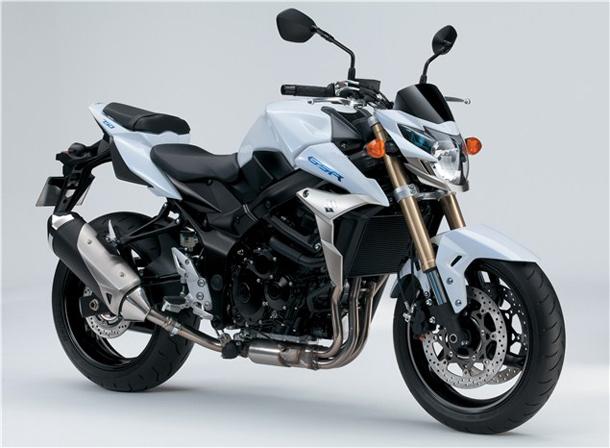 longe do brasil a bela suzuki gsr 750 2012 ganha vers o com abs not cias sobre motos. Black Bedroom Furniture Sets. Home Design Ideas