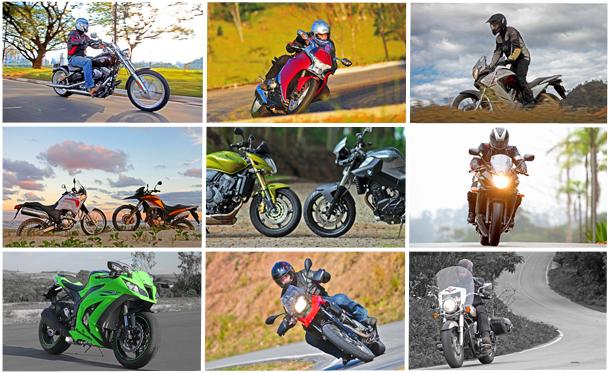 Test 2011 Testes Best Riders, o melhor de 2011!