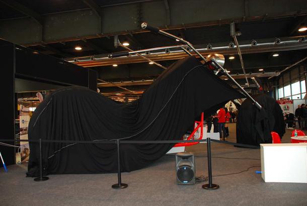 regio design al motor bike expo 2012 5 Salão de Verona apresenta a maior moto do mundo!