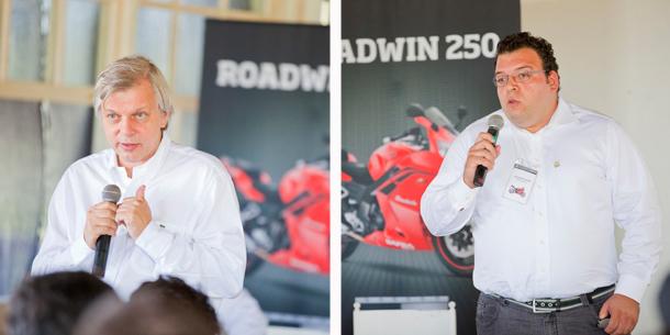 Untitled 1 Vídeo Teste: Dafra apresenta oficialmente a Roadwin 250R