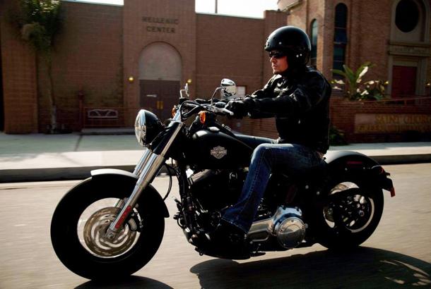 harley davidson softail slim 181 Depois da 72, Harley Davidson apresenta Softail Slim nos Estados Unidos