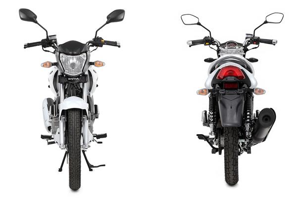 Motos 3 Dafra Riva 150   Uma pequena notável