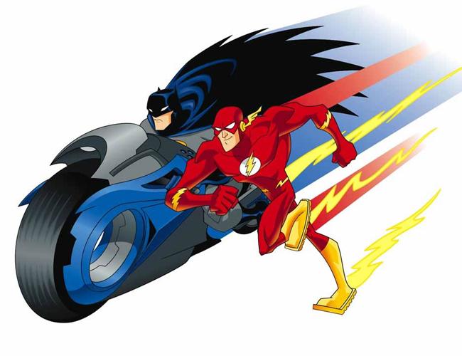thebatman 02 Heróis dos quadrinhos em duas rodas