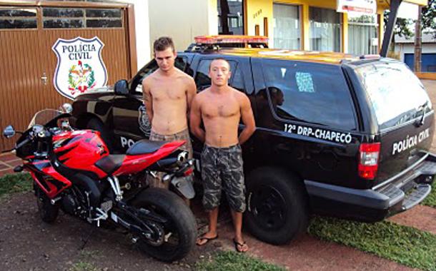 Moto Pzinho Motos de alta cilindrada são alvo dos bandidos em São Paulo