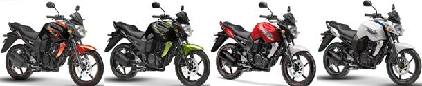 yamaha fzs 2013 01  Yamaha lança FZ S 2013 e ganha espaço no mercado das 150 cm³