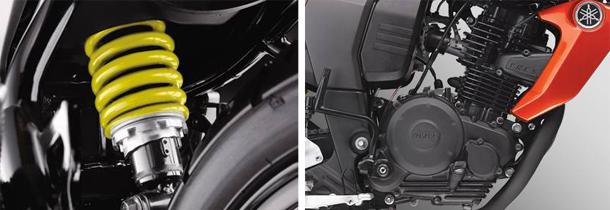 yamaha fzs 2013 06  Yamaha lança FZ S 2013 e ganha espaço no mercado das 150 cm³