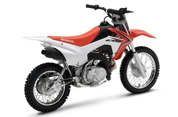 honda crf110r 2013 02 Honda apresenta CRF110F, moto feita para crianças