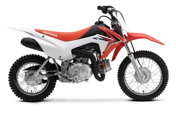 honda crf110r 2013 03 Honda apresenta CRF110F, moto feita para crianças
