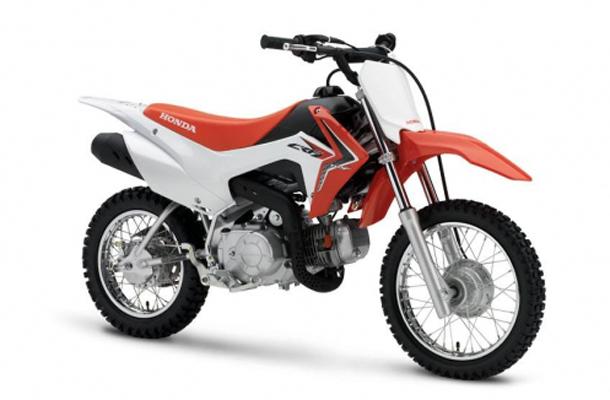 honda Honda apresenta CRF110F, moto feita para crianças